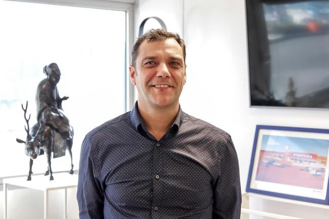 Rencontrez Marc, Chargé de Développement des Ventes CHD