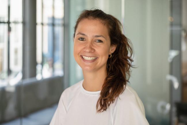 Meet Nathalie, Business Developer