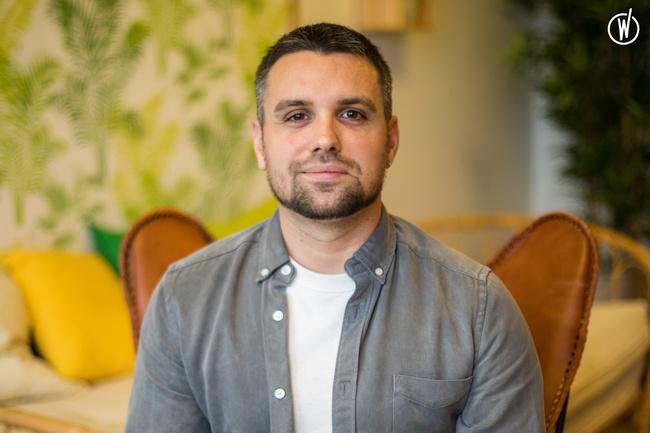Rencontrez Damien, Traffic Creation Manager - SensioGrey