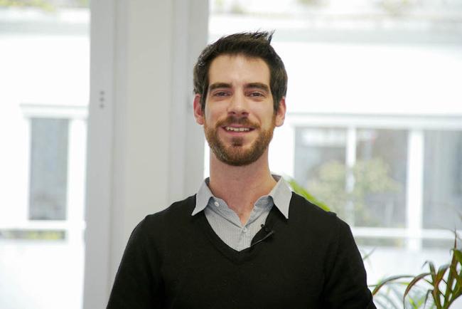 Rencontrez Mathieu, Responsable R&D, digital et ENR