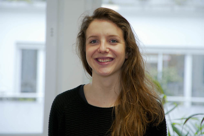 Rencontrez Céline, Directrice marketing & communication