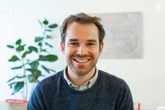 Rencontrez Gary, Chef de projet technique