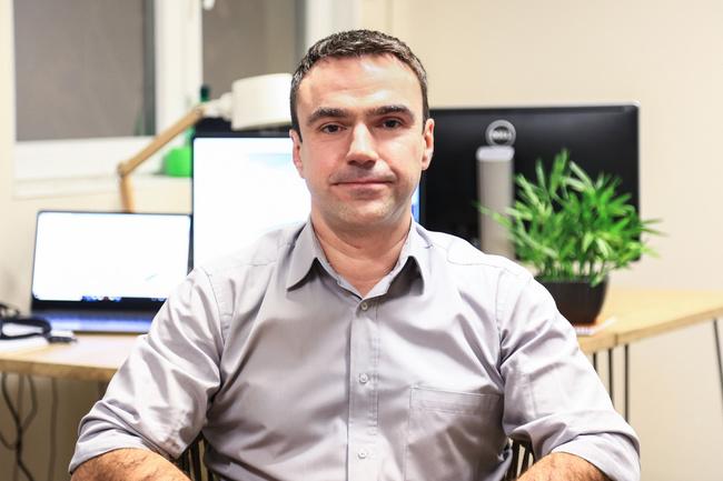 Rencontrez Arnaud, CSO