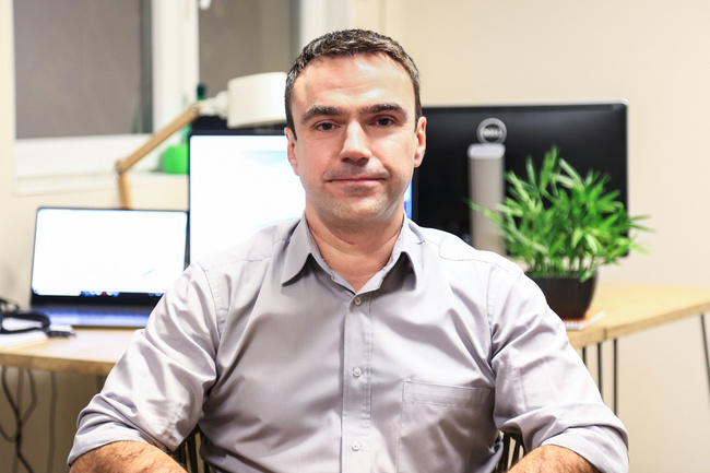 Rencontrez Arnaud, CSO - RINGOVER GROUP