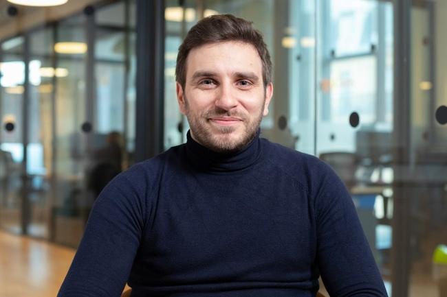 Rencontrez Jean Christophe, CEO