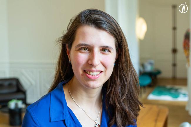 Rencontrez Delphine, Assistante Pôle Expertise Comptable - Denjean & Associés
