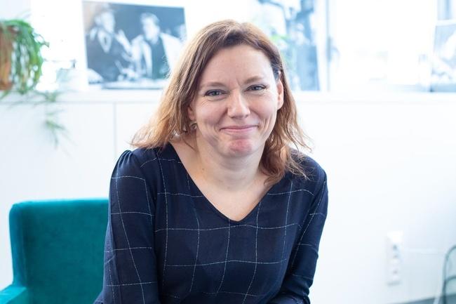 Rencontrez Joëlle, Chef de projet