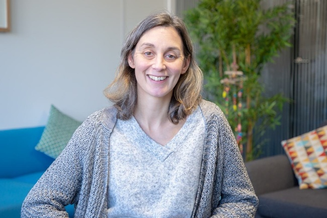 Rencontrez Nathalie, Cheffe de projet