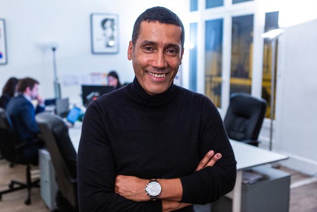 Rencontrez Jean-Charles, PDG