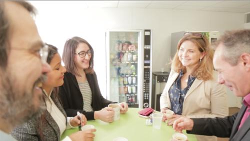 Découvrez la culture d'entreprise chez Saint-Gobain Distribution Bâtiment France