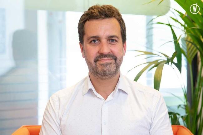 Rencontrez Rodolphe, Co-fondateur - CAPFi