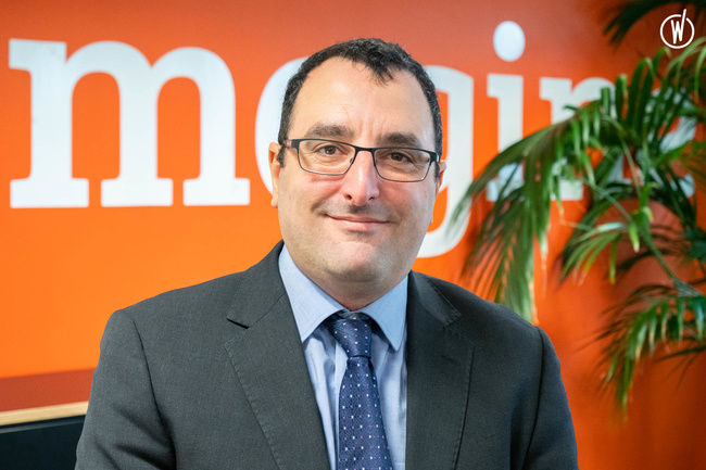 Rencontrez Laurent, Key Account Manager - emagine