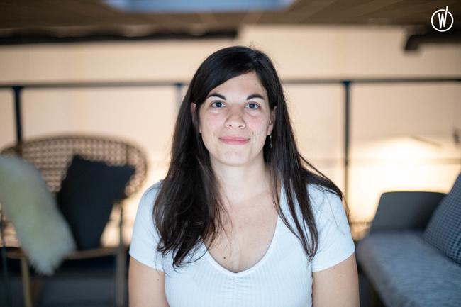 Rencontrez Claire, Développeuse - Cleany