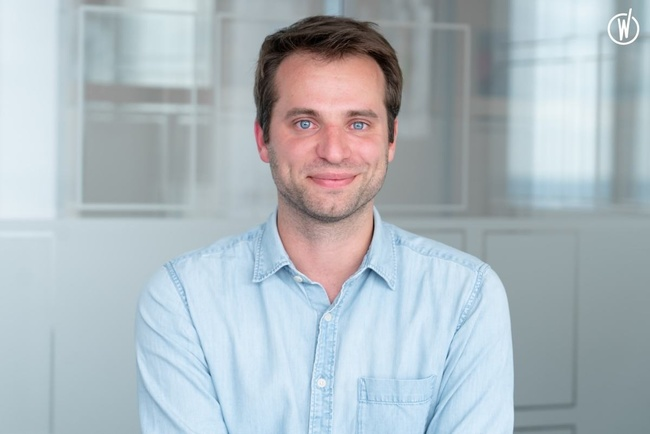 Rencontrez Johann, Head of Growth