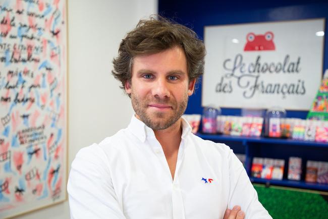 Rencontrez Matthieu, Co Fondateur - Le chocolat des Français