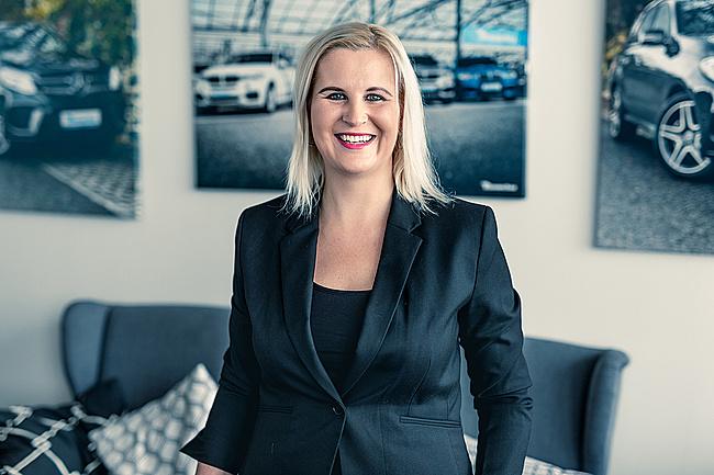 Martina Gasmi, Regionální manažerka finančních služeb - Aures Holdings