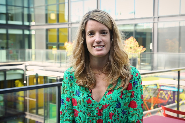 Rencontrez Alison, Directrice E-Business - GALERIES LAFAYETTE