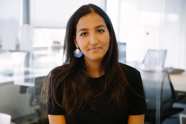 Rencontrez Nabila, Trader Manager - HAVAS GROUP