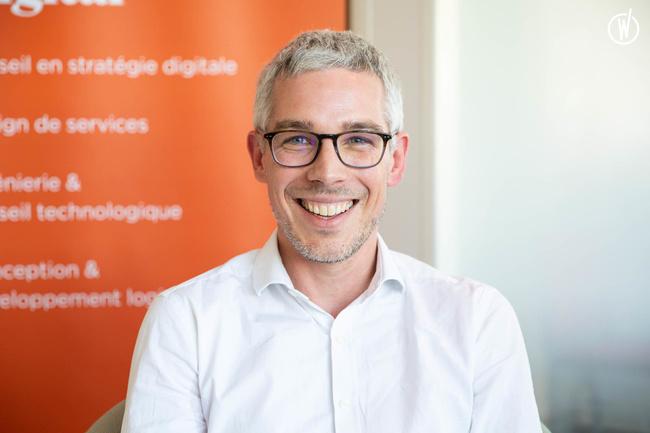 Rencontrez Guillaume, Chef de projet Senior - Niji