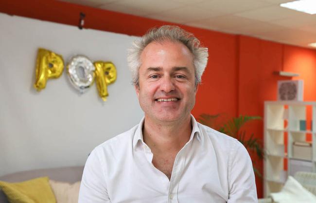 Rencontrez Benoit, Fondateur et CEO - Popcarte