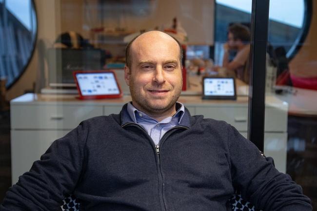 Rencontrez Laurent, Conseiller Commercial