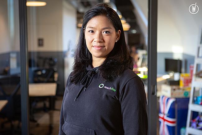 Rencontrez Soraya, CMO - ReachFive