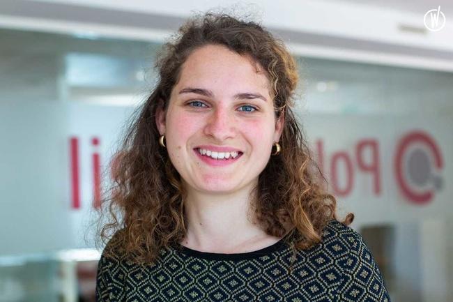 Rencontrez Laure, Consultante Chef de projet Relation client - Polyconseil