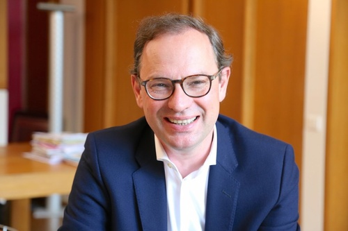 Rencontrez Philippe, Fondateur & CEO - Oswald Orb