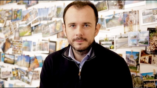 Meet Eric, Co-founder