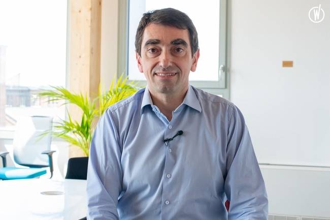 Rencontrez Olivier, Directeur Général - IBM Client Innovation Center