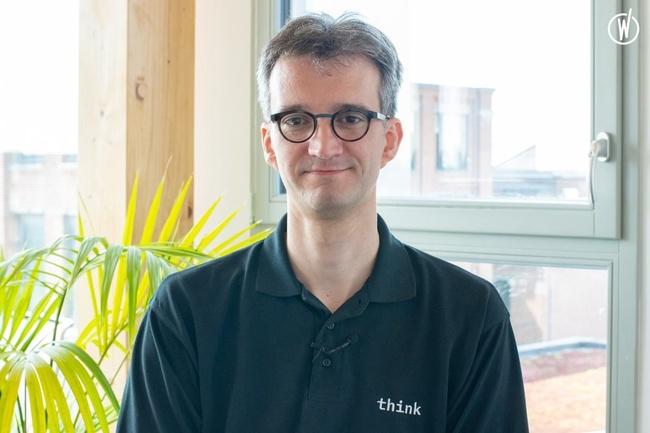 Rencontrez Jérôme, Manager/Technical Team Leader Java - IBM Client Innovation Center