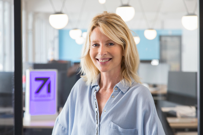 Rencontrez Valérie, Directrice du développement - Studio 71