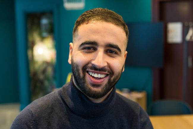 Rencontrez Abderrahim, Administrateur Système et Sécurité