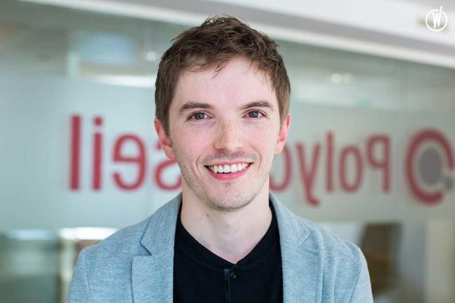 Rencontrez Alex, Développeur full stack - Polyconseil