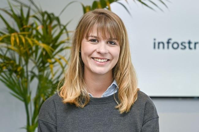 Rencontrez Pauline, Chef de projet digital