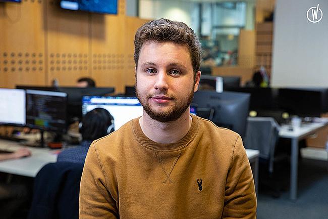 Meet Axel, Lead solution engineer - Wezen