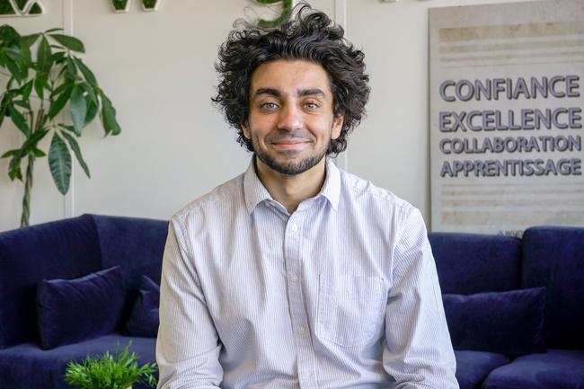 Meet Ismaïl, CEO - Wynd