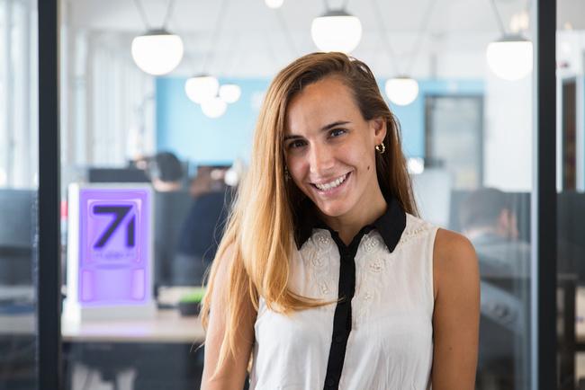 Rencontrez Andréa, Productrice & Directrice de production - Studio 71