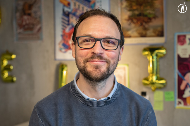 Rencontrez Philippe, Consultant Sénior - Delia Technologies