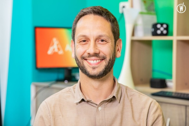 Meet Aymeric, VP for Products - Actility
