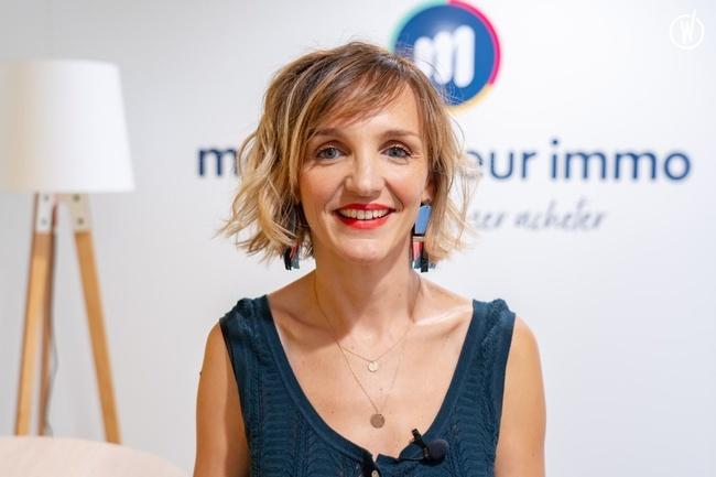 Rencontrez Viviane, Directrice Recrutement & Formation - Mon Chasseur Immo