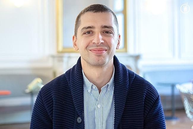 Rencontrez Julien, Co-fondateur - JAB