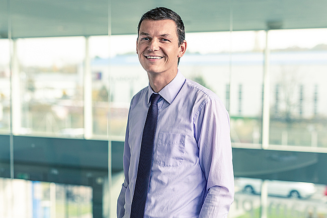 Dušan Procházka, Generální manažer Praha - Aures Holdings