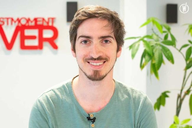 Rencontrez Julien, UX Designer - Addock