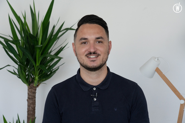 Rencontrez Pierre, Account Manager - MagicPallet