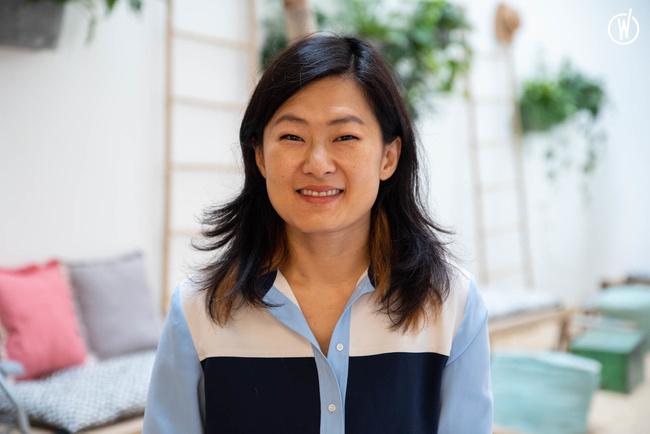 Rencontrez Marie, VP of PR, Brand & Communication - Leavy