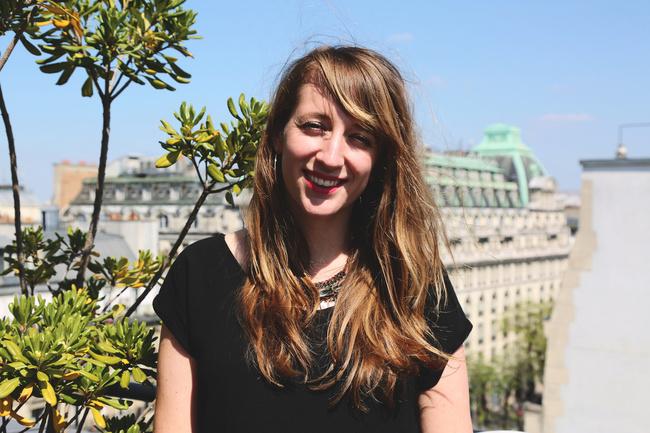 Rencontrez Catherine, Marketing Manager