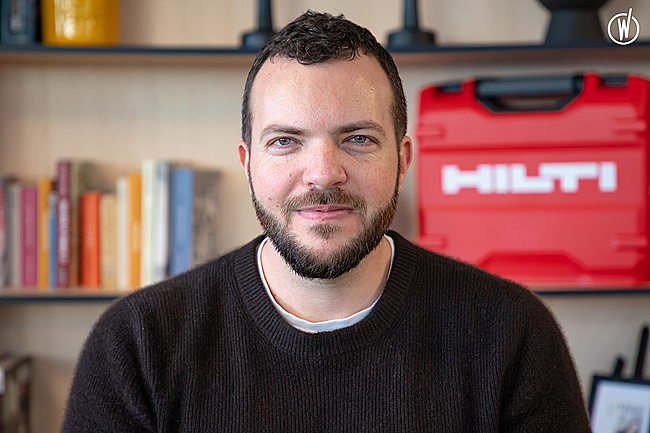 Meet Paul, Lead Architect - Hilti Digital Marketing Services (HDMS)