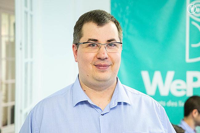 Rencontrez Vincent, Lead Dev - WeProov