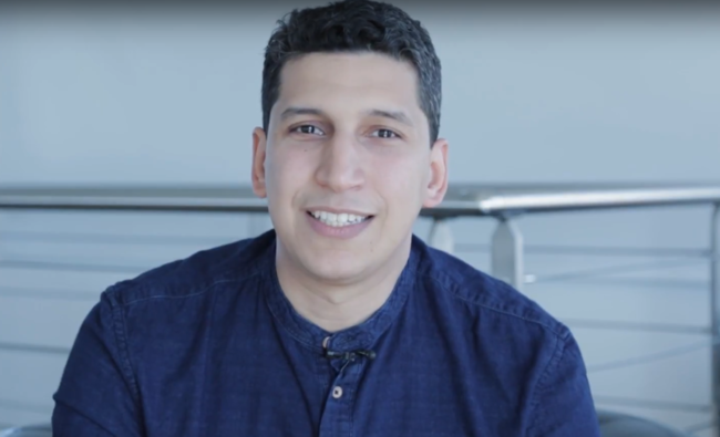 Rencontrez Hicham, Co-founder & CEO